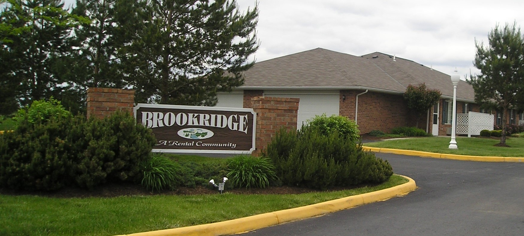 brookridge apartments quality one and two bedroom ranch